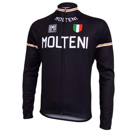 Molteni Long Sleeve Winter Jersey