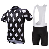 Mens Crosshatch Jersey and Bibs or Shorts set.