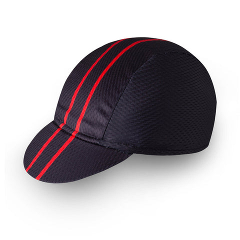 Red Speed Stripes Breathable Cap