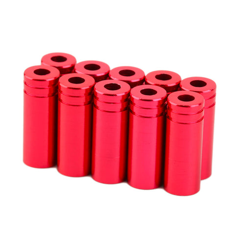 Cable end caps - 10pcs - Drafters Cycle Store
