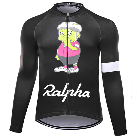 Ralpha Parody Long Sleeve Jersey (quirky)