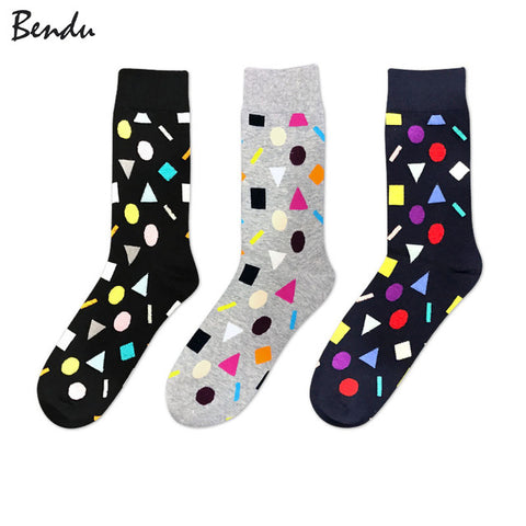 Shapes Breathable Anti-Bacterial Socks (3 Pair Packs)