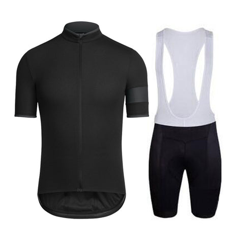 Dark Pitch Jersey & Bib Shorts Set