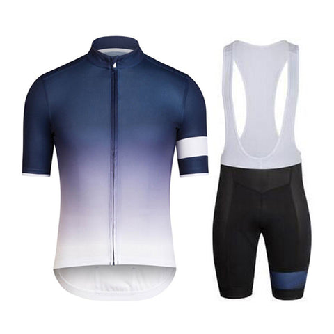 Faded Azurite Jersey & Bib Shorts Set