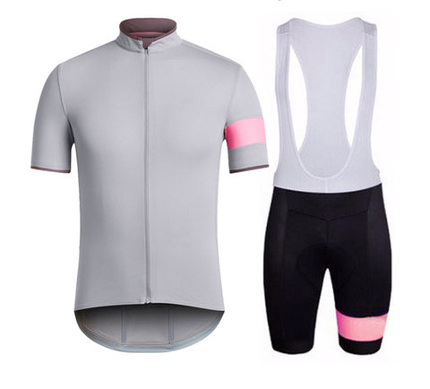 Stone Jersey & Bib Shorts Set