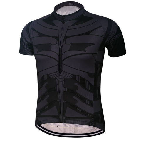 Batman Superhero Short Sleeve Jersey (quirky)