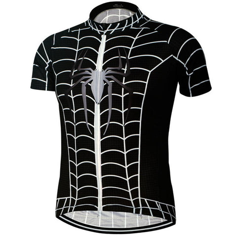 Venom Superhero Short Sleeve Jersey (Quirky)