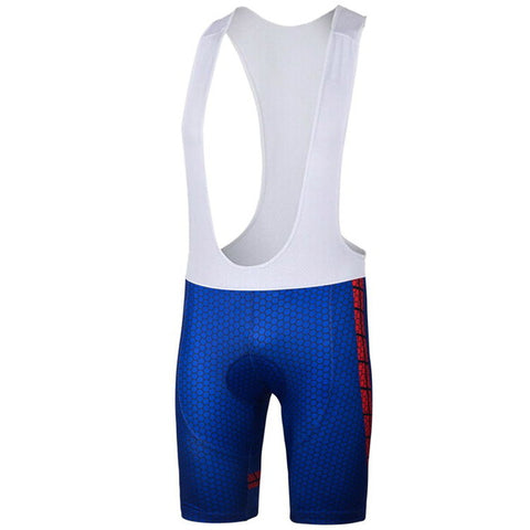 Spiderman Superhero Bib Shorts (quirky)