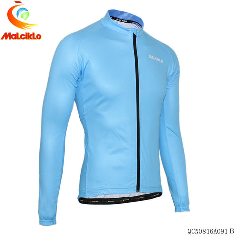 Thin Long Sleeve Racing Jersey