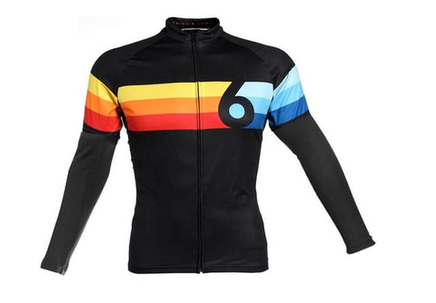 Sunrise Racing Squad Long Sleeve Jersey