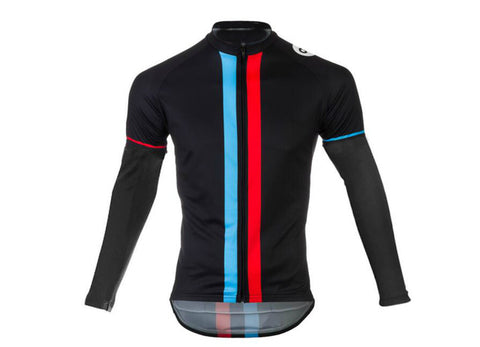 Squad Lines Racing Long Sleeve Jersey