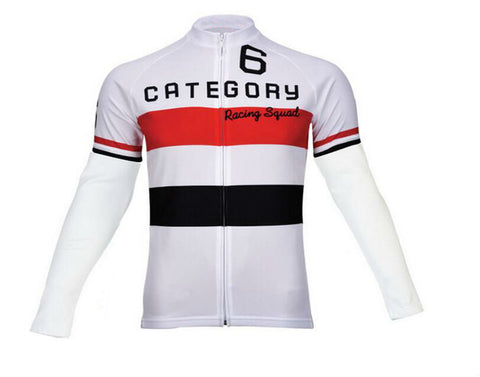 Retro Racing Squad Long Sleeve Jersey
