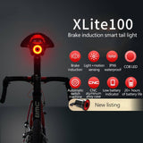 XLITE100 - The Smart Brake-sensing Rear Light.
