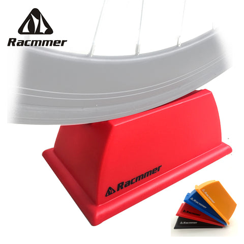 Racmmer Turbo Trainer Front Wheel Riser Block - Drafters Cycle Store