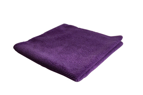 Microfibre buff cloth