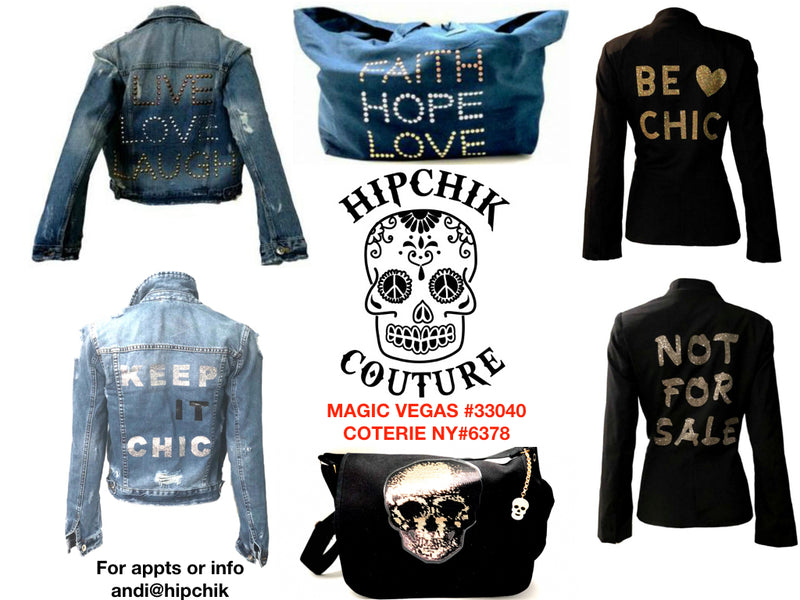 Hipchik Couture February 2018 Shows