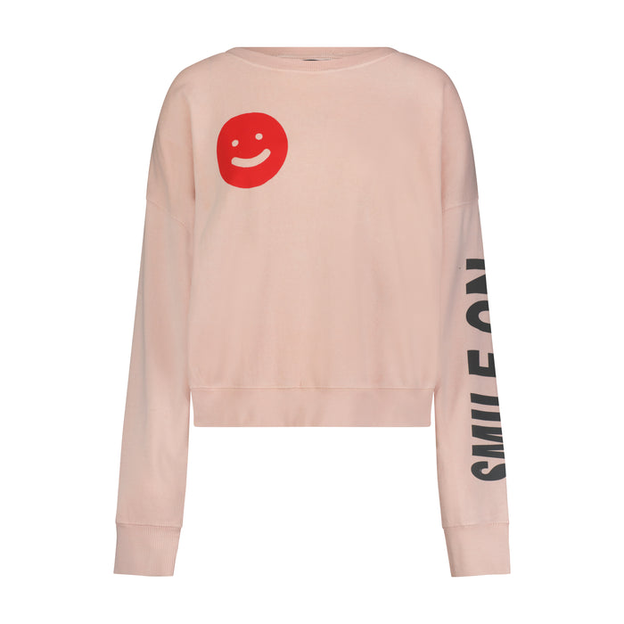 """CRYSTAL LOVE"" Leather Motorcycle Jacket - HIPCHIK"
