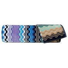 Load image into Gallery viewer, Missoni Blue Lara Hand Towel - Hipchik