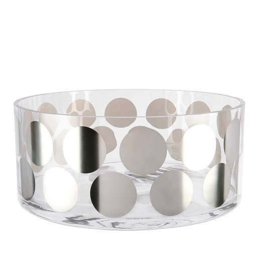 Trato Punto siver Dotted Bowl