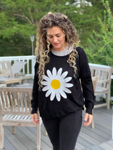 Load image into Gallery viewer, Hipchik Knit Sweater Daisy
