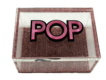 Load image into Gallery viewer, Hipchik Pop Acrylic Lucite Box - Hipchik