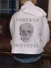 Load image into Gallery viewer, Hipchik Forever Grateful, Hooded Sweatshirt - Hipchik