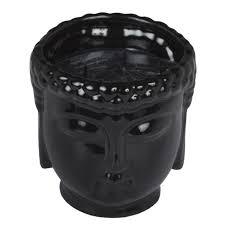 """Black Buddha Candle"", Aftershave"