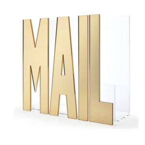 Hipchik Mail Holder Acrylic