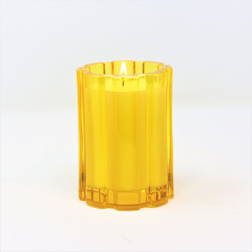 Thomson Ferrier Yellow Bumble Honey Candle