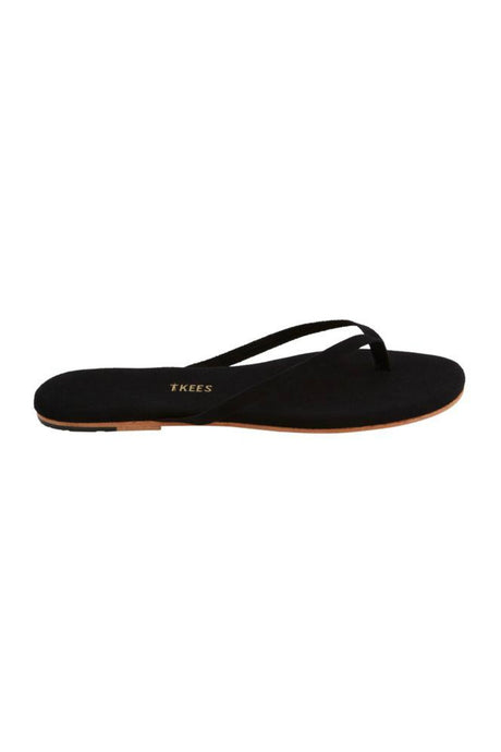 Tkees Suede Licorice Root Flip Flops