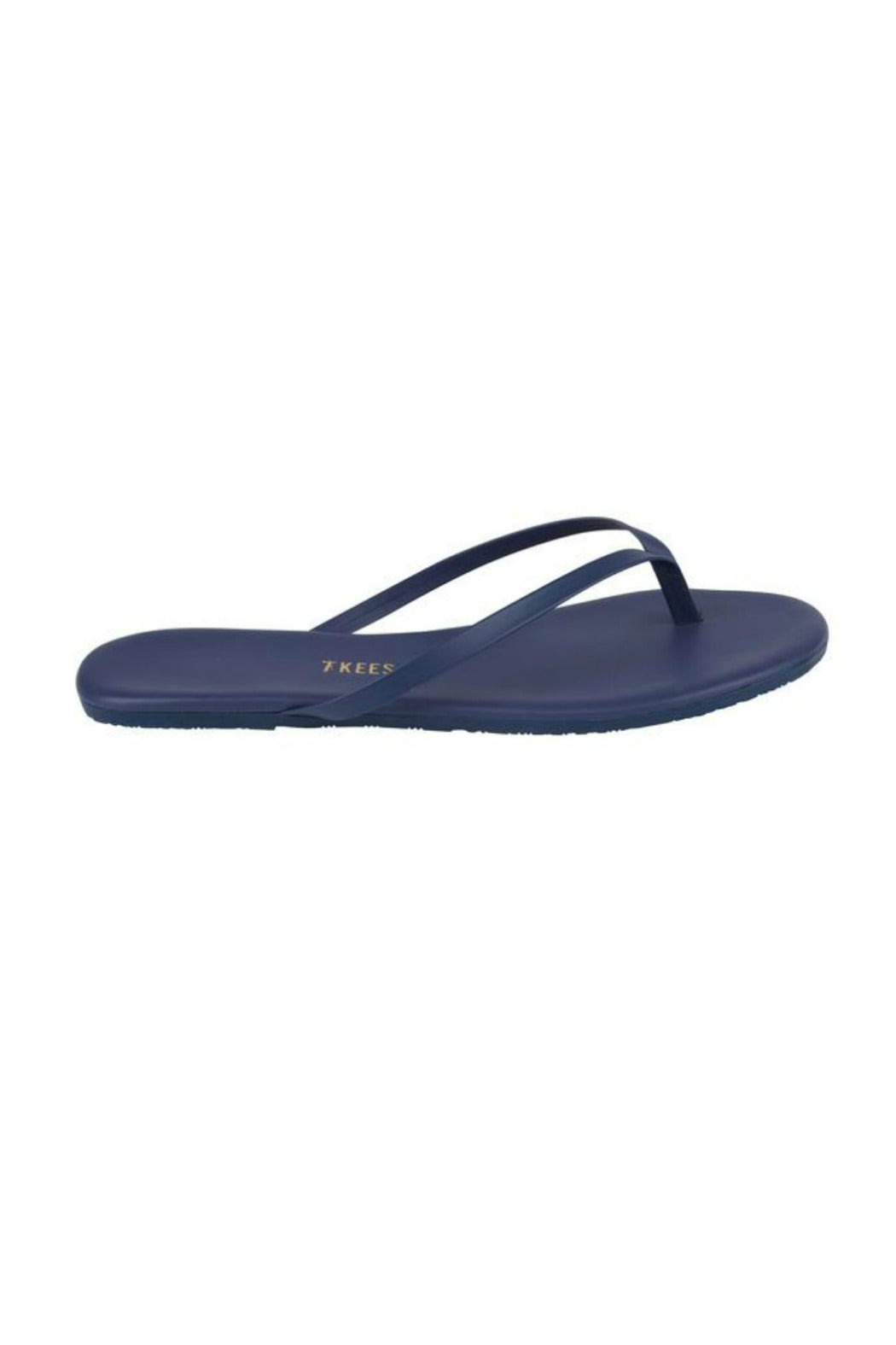 """TKEES"", Solids Sandals Blue #17"
