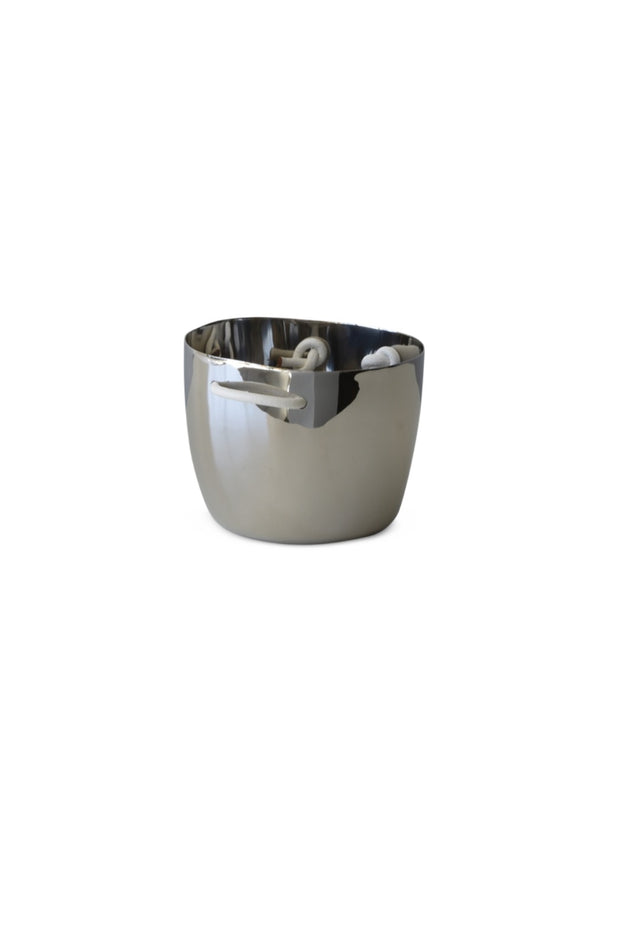 """Stainless Steel"" Ice Bucket"