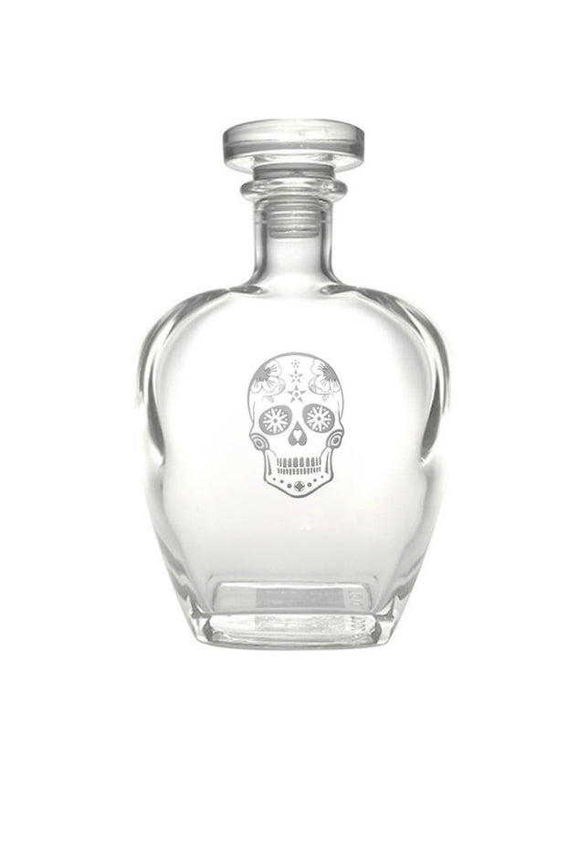 """Skull"", Sugar Decanter"