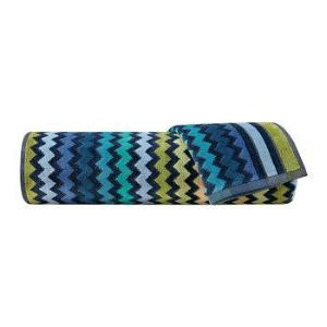 Missoni Blue Warner Hand Towel - Hipchik