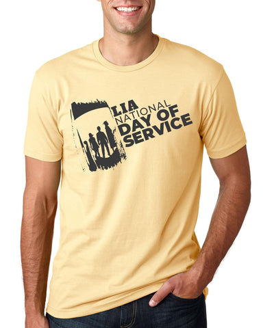 LIA National Day of Service T-Shirt