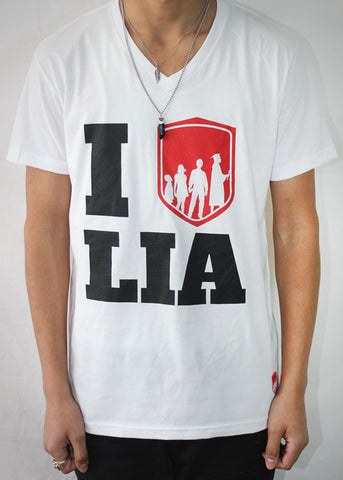 I Love LIA Shirt