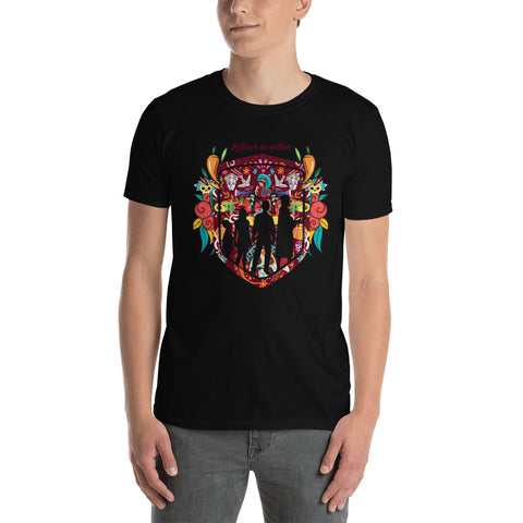 """The Yeko"" Day of the Dead Unisex T-Shirt"