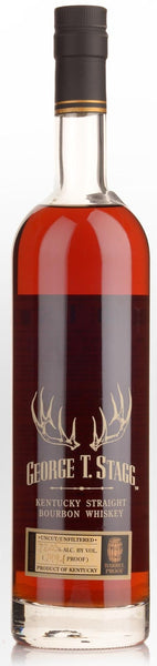 George T. Stagg Kentucky Straight Bourbon Whiskey - 124.9 proof 2018 (750ml)