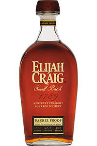 "Elijah Craig ""Barrel Proof Batch C919"" Small Batch Kentucky Straight Bourbon Whiskey 136.8 Proof (750ml)"