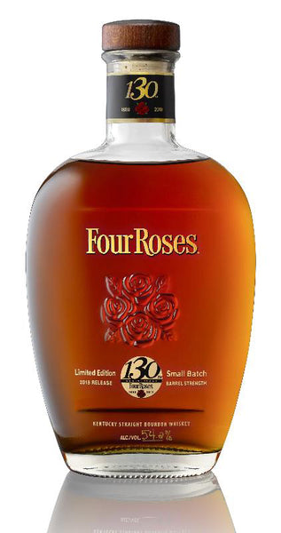 "2018 Four Roses ""Limited Edition - 130th Anniversary"" Small Batch Barrel Strength Kentucky Straight Bourbon (750ml)"