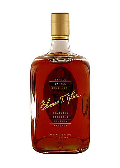 Elmer T Lee Sour Mash Single Barrel Kentucky Straight Bourbon Whiskey (750ml)