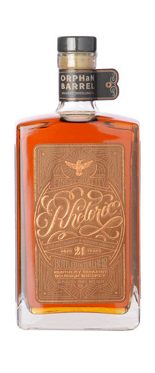 "Orphan Barrel ""Rhetoric"" 21 Year Old Kentucky Bourbon Whiskey (750ml)"