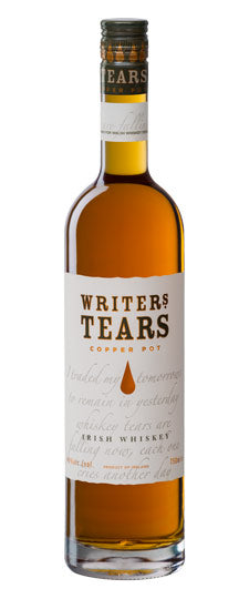"Writers' Tears ""Copper Pot"" Irish Whiskey"