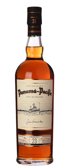 Panama Pacific 23 Year Old Rum (750ml)