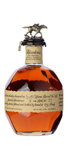 Blanton's Original Single Barrel Bourbon Whiskey (750ml)