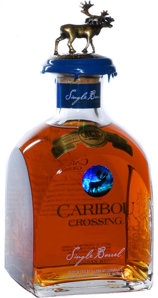 Caribou Crossing Single Barrel Canadian Whisky (750ml)