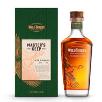 "Wild Turkey ""Master's Keep - Cornerstone"" Kentucky Straight Rye Whiskey (750ml)"