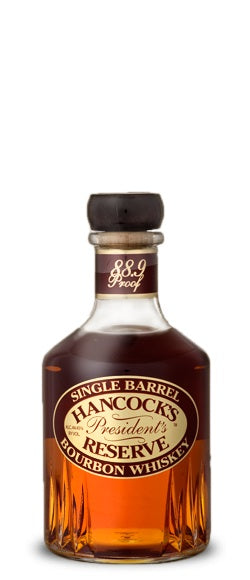 Hancock President's Reserve Single Barrel Bourbon Whiskey (750ml)