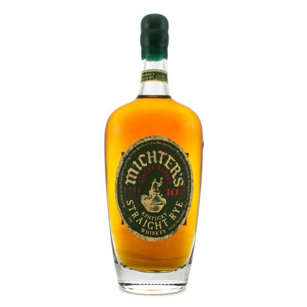 Michter's 10 Years Old Single Barrel Rye 2019 - Barrel 19F941 (750ml)