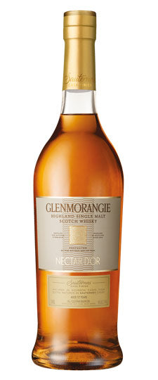 "Glenmorangie 12 Year Old ""Nectar D'Òr"" Extra Matured Range Sauternes Cask Highland Single Malt Scotch Whisky (750ml)"